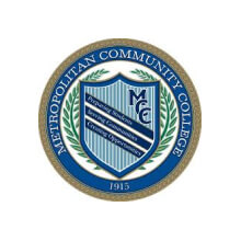 Metropolitan Community College  school logo