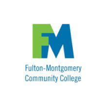 Fulton-Montgomery Community College school logo