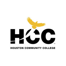Houston Community College school logo