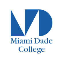 Miami Dade College school logo