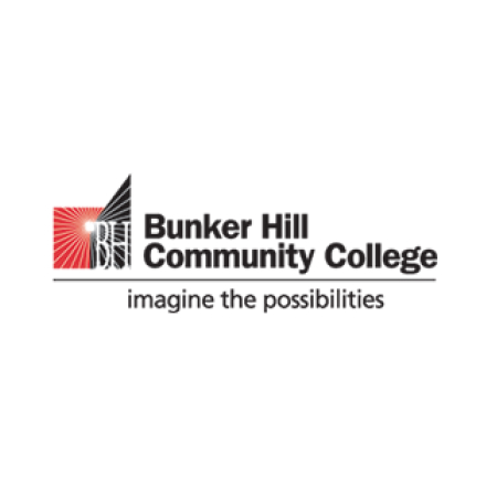 Bunker Hill Community College school logo
