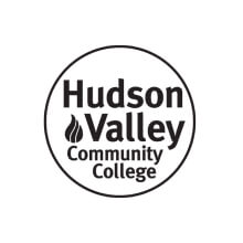 Hudson Valley Community College school logo