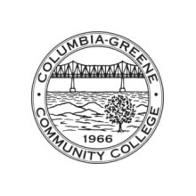 Columbia Greene Community College school logo