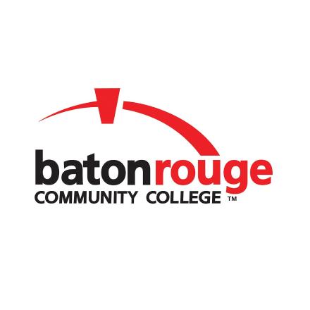 Baton Rouge Community College school logo