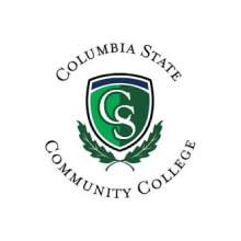 Columbia State Community College school logo