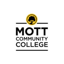 Mott Community College school logo