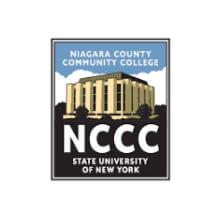 Niagara County Community College school logo