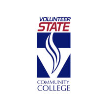 Volunteer State Community College school logo