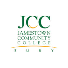 Jamestown Community College school logo