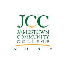 Jamestown Community College school logo