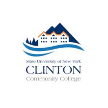 Clinton Community College school logo