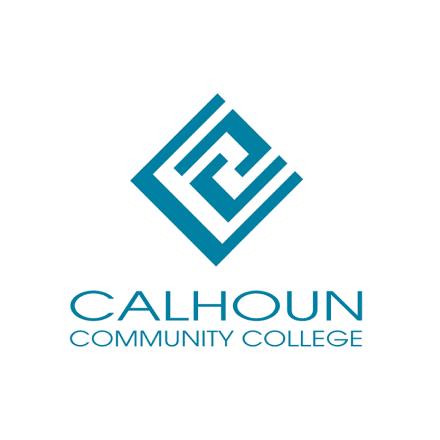 Calhoun Community College school logo